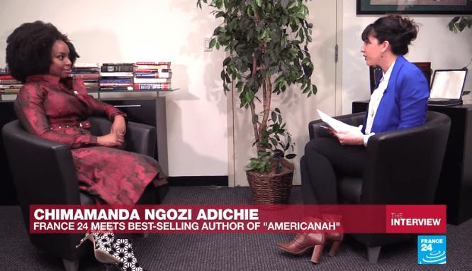 Chimamanda Adichie speaks on social media, Donald Trump, and feminism