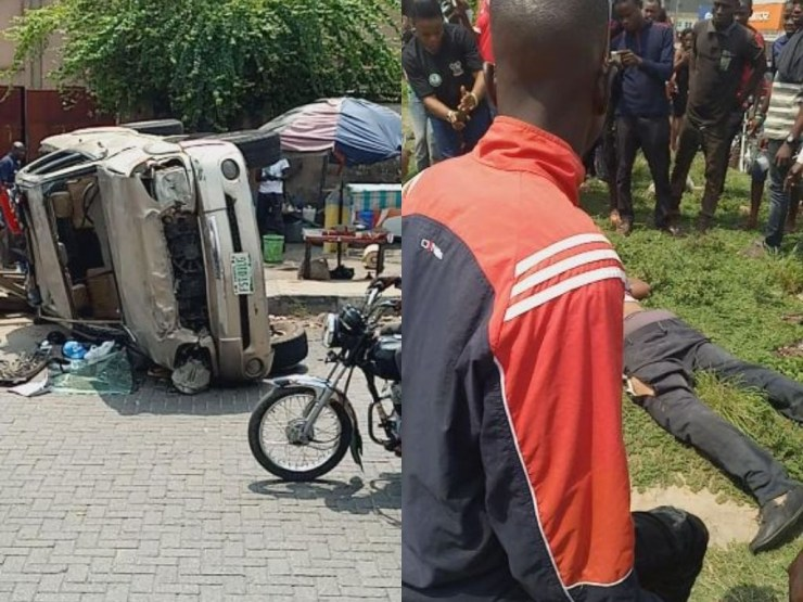 Three APC supporters killed in auto crash during campaign in Lagos State