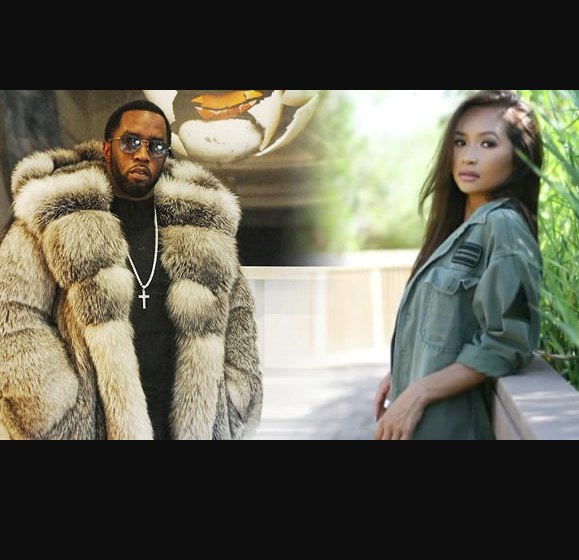 Diddy romantically linked to Floyd Mayweather?s ex Gina Huynh, who he allegedly cheated with while dating Cassie