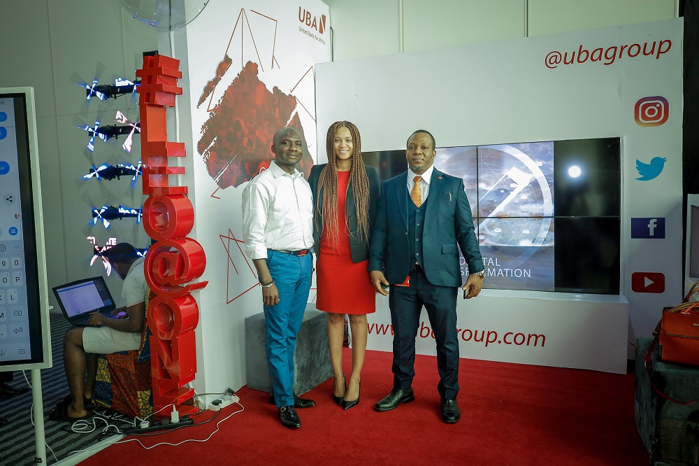 SMW Lagos Day 1: UBA?s chatbot LEO now boasts of over 1 million users
