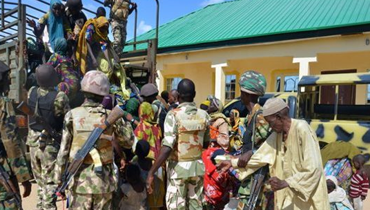 Photos: Appreciating the Armed Forces of Nigeria