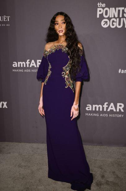 Stunning red carpet photos of Kim Kardashian, Heidi Klum, Chanel Iman, others at the 2019 amfAR New York Gala