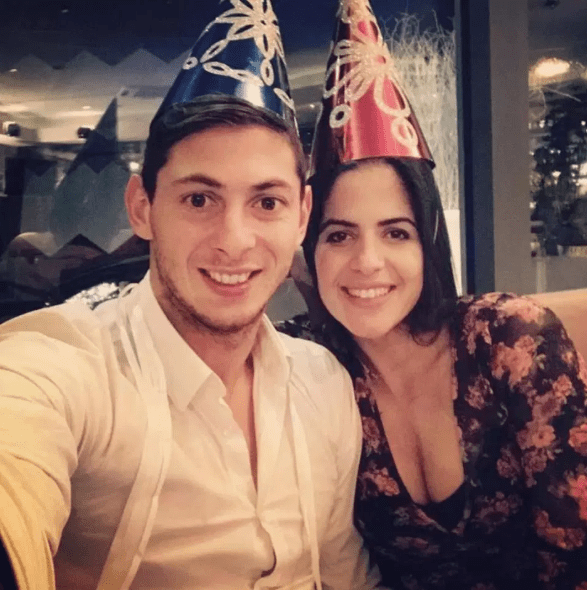 Brazilian volleyball star claims she had secret relationship with Emiliano Sala before his death
