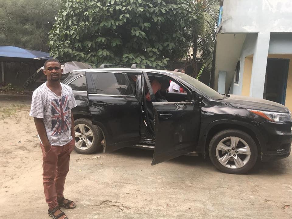 EFCC Arrests Five Suspected Internet Fraudsters in Port Harcourt