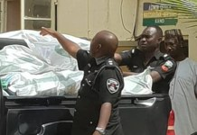 Two men arrested with 14 sacks containing fake ballot papers in Kano