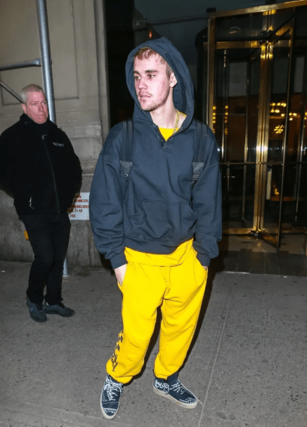 Concern for Justin Bieber soars as he is spotted out looking downcast with a severe case of acne