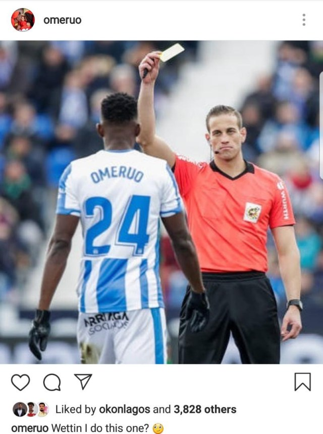 See Kenneth Omeruo