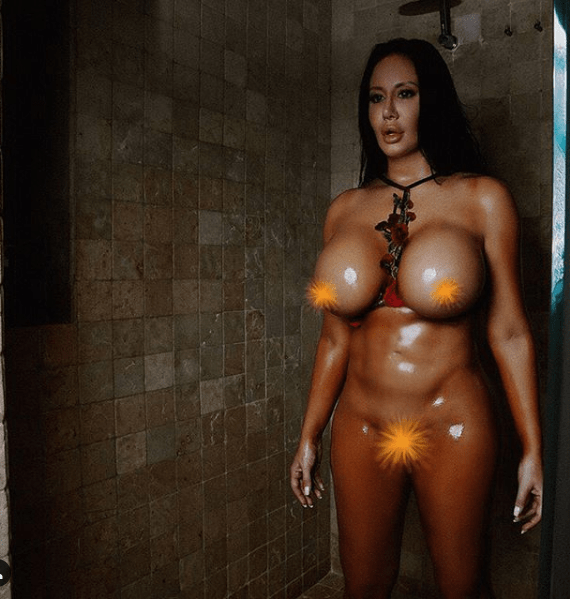 See X-rated photos of Porn star who spent ?380,000 on plastic surgery to become a ?living sex ROBOT? (18+)