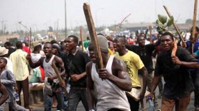 Thugs set ablaze INEC registration centre in Ebonyi