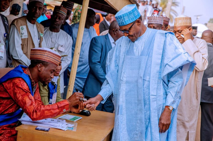 The court case against my re-election is not surprising - President Buhari