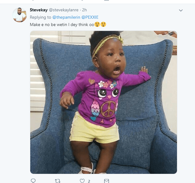 Viral photos of Nigerian social media influencers in Dubai spark controversy on Twitter (Screenshots)
