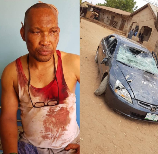 Igbo businessman narrowly escapes death after being attacked by hoodlums in Taraba