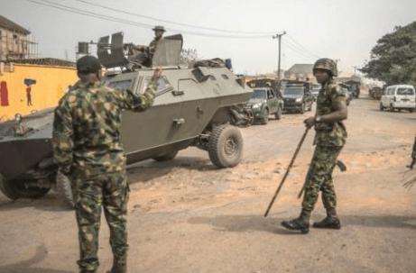 Nigerian Army denies INEC
