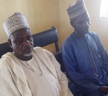 EFCC arraigns two men for vote-buying in Gombe State (Photo)