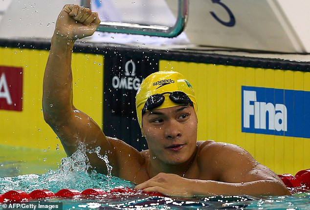 Ex- Australian swimming star Kenneth To dies aged 26, hours after complaining he felt unwell while training in Florida