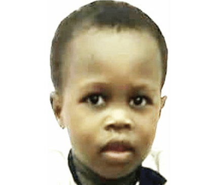 Photo: Two-year-old girl goes missing from MFM church during service