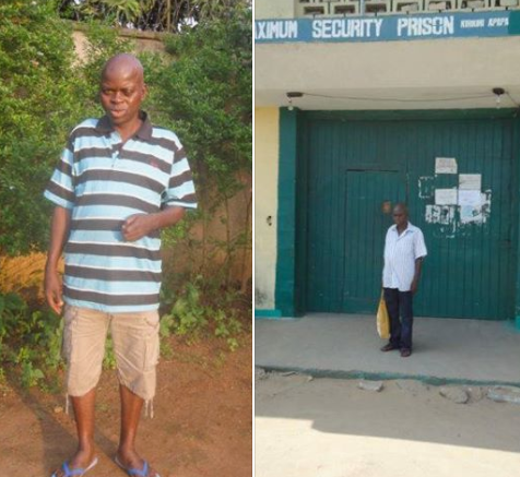 Update:?Nigerian man wrongfully imprisoned for 24 years has died since 2012, stop any form of donation- LEDAP reveals