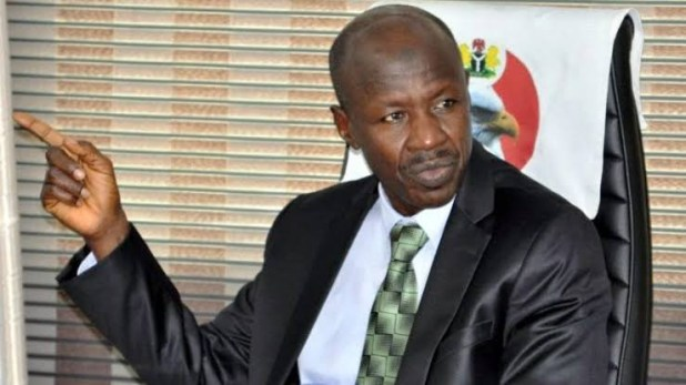 EFCC debunks raising team to quiz out-going governors