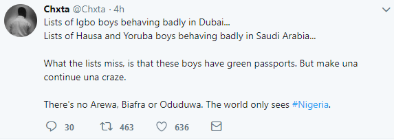 Femi Fani-Kayode reacts as Nigerian youths start tribal war on Twitter after 5 Igbo men were arrested for robbery in Dubai