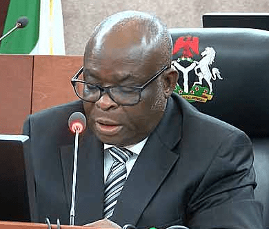 Suspended CJN Walter Onnoghen reportedly forwards resignation letter to Buhari
