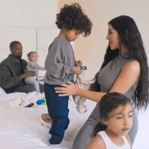 Kim Kardashian talks about the arrival of baby number 4 (video)