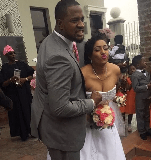 Actor Mofe Duncan?s wife reveals their 3-year-old marriage has crashed