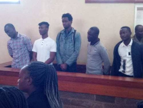 33 Nigerians accused of dealing in illegal drugs face deportation from Kenya