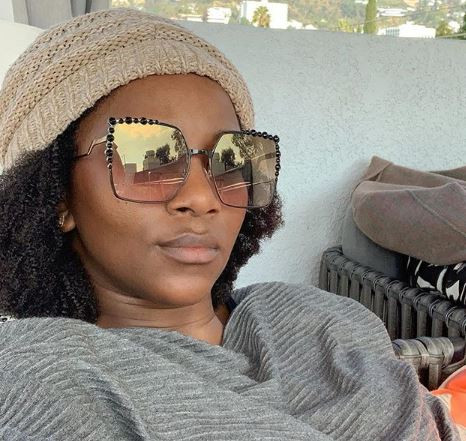 Between Genevieve Nnaji and a fan who disagreed with her post on