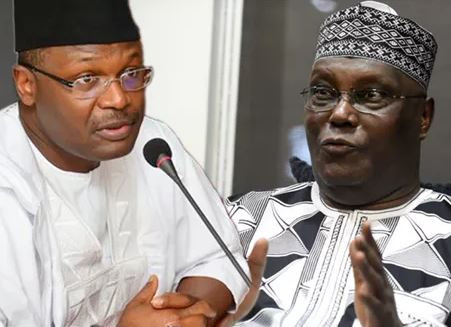 There are no election results on our server, Atiku?s figures are false ? INEC