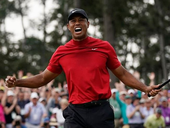 After 14 years,?Tiger Woods wins 2019 Masters, his first major championship since 2008 (Photos)