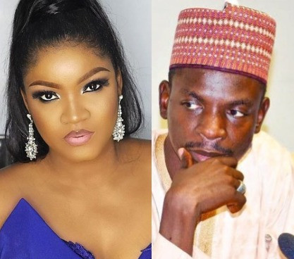 Presidency fires back at Omotola for saying Nigeria is hellish under Buhari