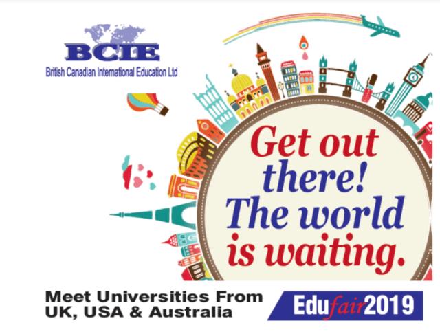 Do not miss the BCIE Education Fair this April in Lagos, Abuja, Port Harcourt and Ibadan, Ilorin & Kaduna---- Meet Universities from UK, USA & Australia -> Click to register
