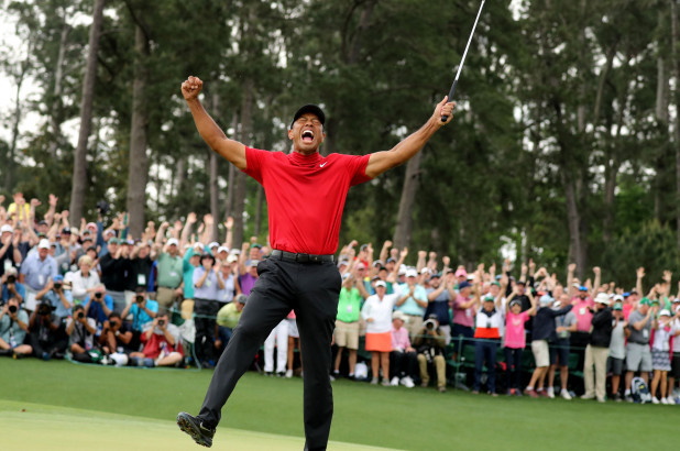 Tiger Woods rises into Top 10 in world golf rankings after historic Masters win