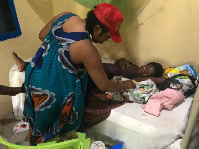 """?This kind of wickedness is unheard of"""" - Four health workers suspended in Cross River State for beating pregnant woman in labour"""