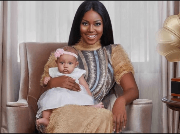 Yvonne Nelson deletes baby daughter Ryn?s Instagram page and all photos of her on her own page