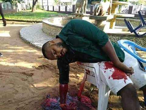 Graphic: Young man shot dead by suspected cultists in Makurdi, Benue State