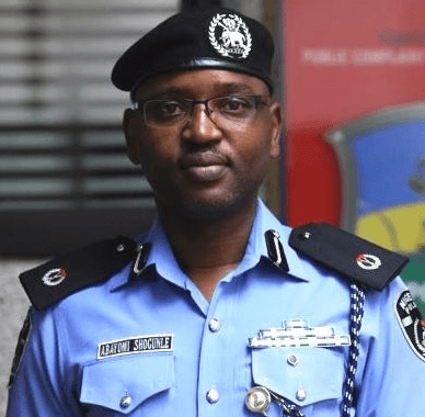 Stop speaking Queens English to police officers to avoid problems- ACP Abayomi Shogunle advises Nigerians