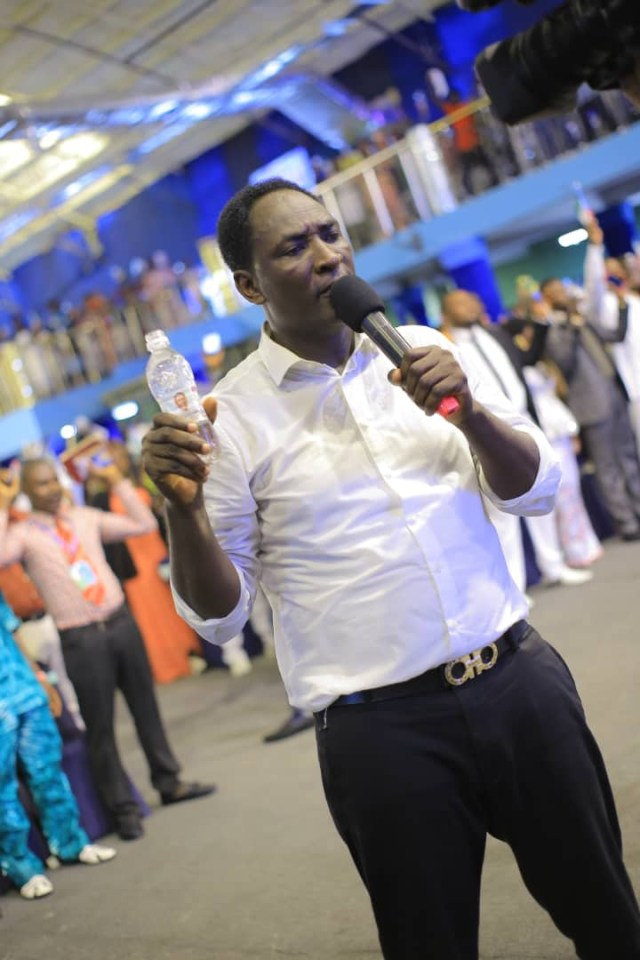 Restoration of manhood by Prophet Jeremiah Omoto Fufeyin