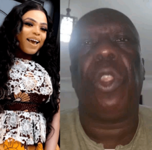 Actor Charles Awurum blasts Nollywood producers who feature Bobrisky in their movies