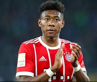 Bayern Munich star, David Alaba opens up?on how his refusal to pay bribe stopped him from playing for Nigeria