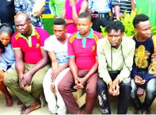 Police arrest petrol station attendants for conniving with ATM fraudsters in Abuja