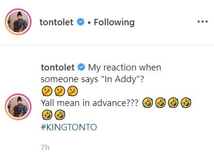 Tonto Dikeh shares near nude photo to describe her reaction when people tell her