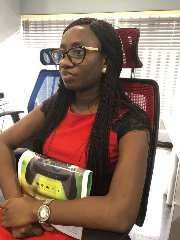 Young lady goes missing while returning home from work in Lagos (Photos)