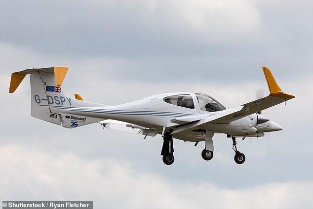 Four dead as small plane crashes near Dubai airport