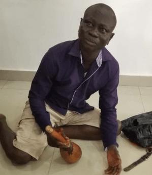Man arrested over attempt to dupe Ogun Commissioner of Police