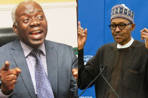 Femi Falana writes an open letter to President?Buhari to demand release of 40 Nigerians illegally detained by the Navy