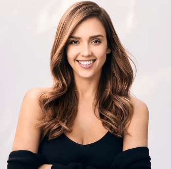 """Jessica Alba reveals she """"stopped eating"""" because she was afraid her curves would tempt men"""
