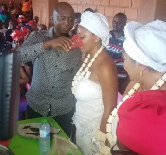 Breaking: Regina Daniels inducted into