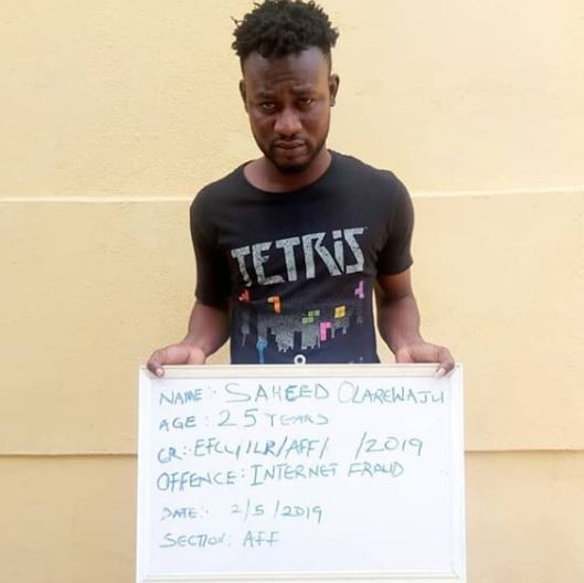 Fraudsters arrested with charms plead guilty to fraud in Ilorin (Photos)