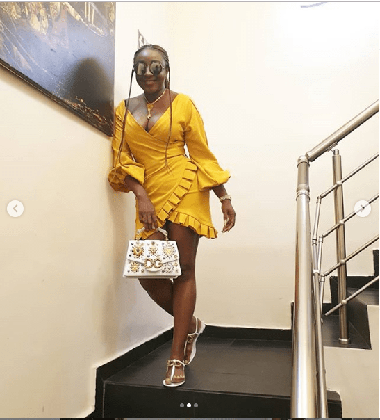 Nollywood actress Ini Edo looks ravishing in new photos